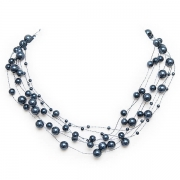 "Necklace ""Little Droplets"""