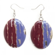 "Earrings ""Mosaic"""