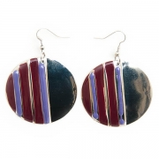 "Earrings ""Planet"""