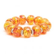 "Bracelet ""Amber Colours"""