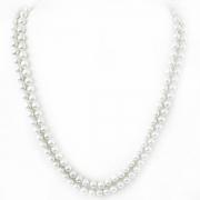 """Naszyjnik """"Classic White Pearls"""""""