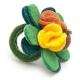 Felt Flower Ring