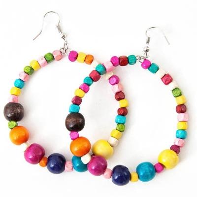 "Earrings ""Rainbow"""