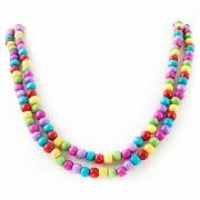 "Necklace ""Multicolour Beads"""