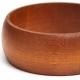 Orange Wooden Bangle