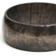 Grey Wooden Bangle