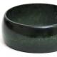 Dark Green Wooden Bangle