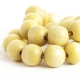 """Naszyjnik """"Yellow Beads"""""""