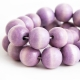 """Necklace """"Violet Beads"""""""