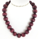 "Naszyjnik ""Violet Beads"""