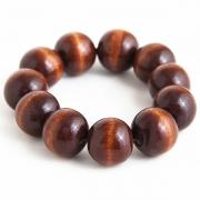 """Bangle """"Brown Beads"""""""