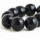 "Bransoletka ""Black Beads"""