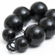 """Naszyjnik """"Black Beads"""""""