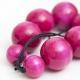 """Naszyjnik """"Pink Beads"""""""