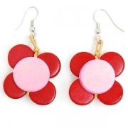 """Earrings """"Flower"""""""