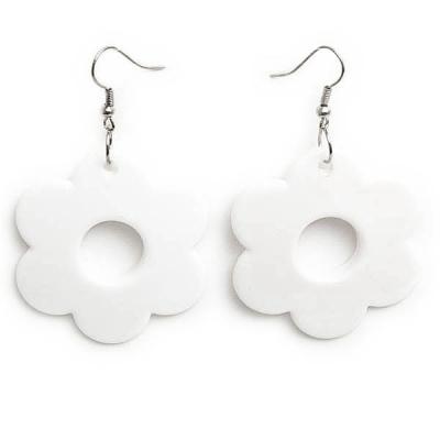 """Kolczyki """"White Flower"""""""