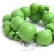 """Kolczyki """"Green Beads"""""""