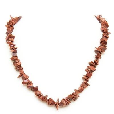 "Necklace ""Sand Of Desert"""