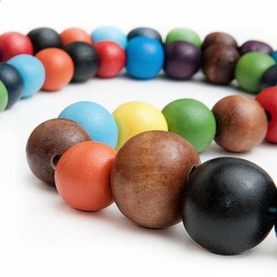 "Necklace ""Multicolour Pici"""