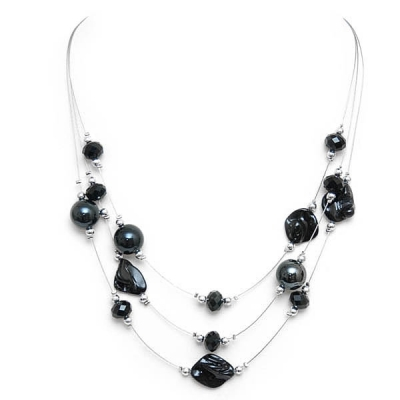 """Necklace """"Magic Beads"""""""