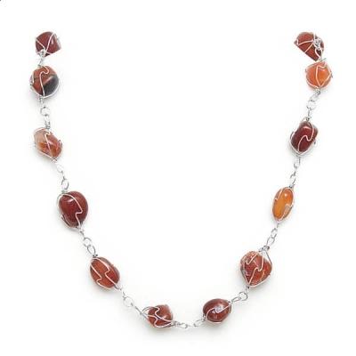 "Necklace ""Beautiful Stones"""