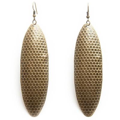 """Earrings """"Cones"""""""