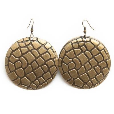 """Earrings """"Shields"""""""