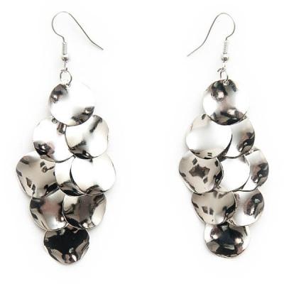 "Earrings ""Tiny Circles"""