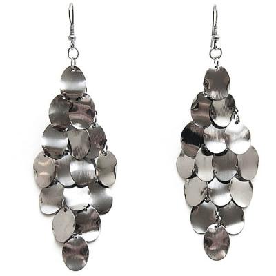 """Earrings """"Fish Scales"""""""