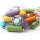 """Necklace """"Multicolour Shapes"""""""