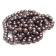 """Necklace """"Classic Brown Pearls"""""""