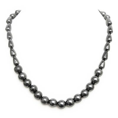 "Necklace ""Magnet Tears"""