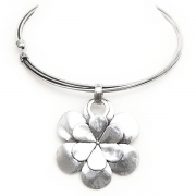 "Necklace ""Flower Collar"""